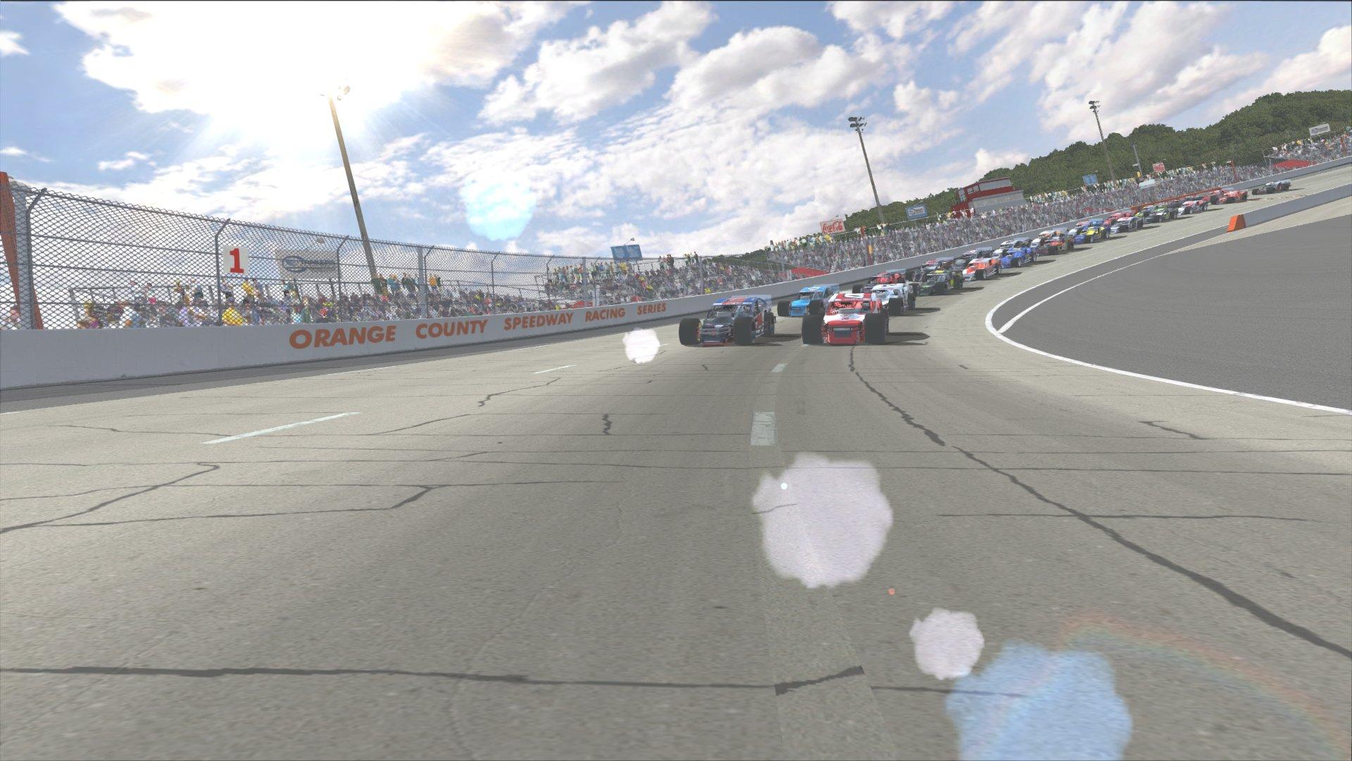 Orange County Speedway At Smiffsden.com